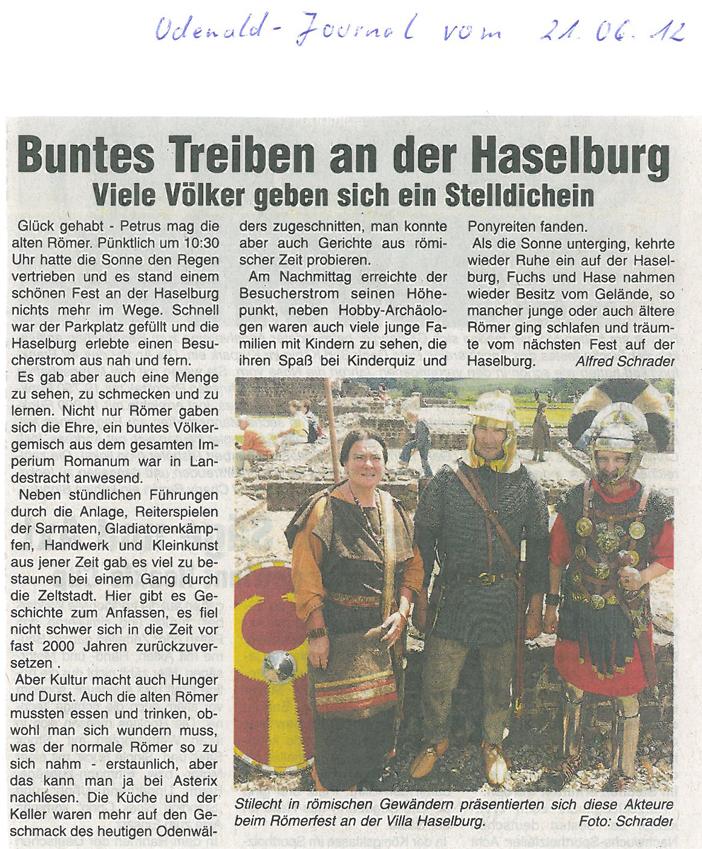 Roemerfest-2012-Odenwald-Journal