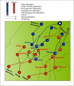 Schlacht auf den Katalaunischen Feldern