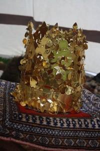 Tilla Tepe-Krone
