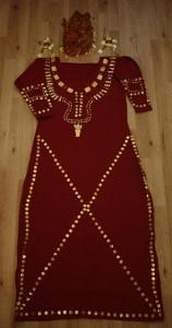Tilla Tepe-Kleid