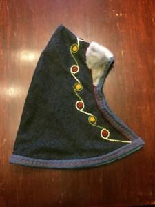 Schwarzmeerskythe-Mütze