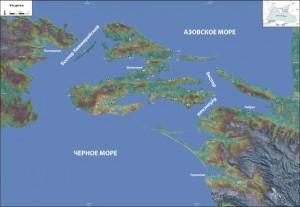 Kimmerischer Bosporus und Taman-Archipel, 500 BC